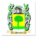 Pereira Square Car Magnet 3