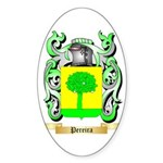 Pereira Sticker (Oval)
