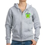 Pereda Women's Zip Hoodie
