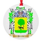 Pereda Round Ornament