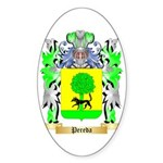Pereda Sticker (Oval 10 pk)