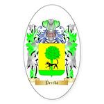 Pereda Sticker (Oval 50 pk)