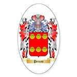 Pereau Sticker (Oval 10 pk)