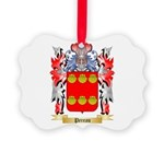 Pereau Picture Ornament