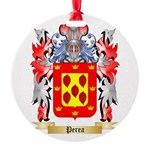 Perea Round Ornament