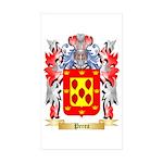 Perea Sticker (Rectangle 50 pk)