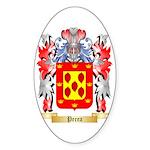 Perea Sticker (Oval 50 pk)