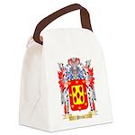 Perea Canvas Lunch Bag