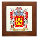 Perea Framed Tile