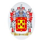 Perea Oval Ornament