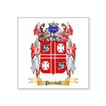 Percivall Square Sticker 3