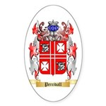 Percivall Sticker (Oval 10 pk)