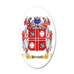 Percivall 35x21 Oval Wall Decal