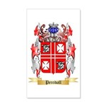Percivall 35x21 Wall Decal