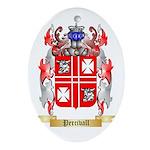 Percivall Oval Ornament