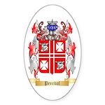 Percival Sticker (Oval 50 pk)