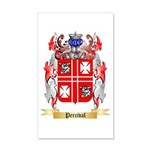 Percival 20x12 Wall Decal