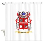 Percival Shower Curtain