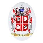 Percival Oval Ornament