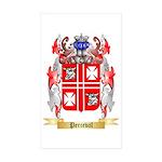 Perceval Sticker (Rectangle 50 pk)