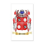 Perceval 20x12 Wall Decal