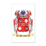 Perceval 35x21 Wall Decal