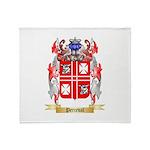 Perceval Throw Blanket