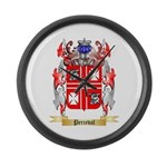 Perceval Large Wall Clock