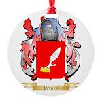 Perazzo Round Ornament