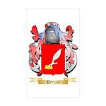 Perazzo Sticker (Rectangle 50 pk)