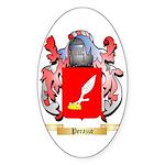 Perazzo Sticker (Oval)