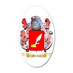 Perazzo 20x12 Oval Wall Decal