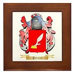 Perazzo Framed Tile
