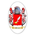 Peraza Sticker (Oval 50 pk)