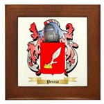 Peraza Framed Tile