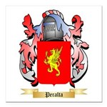 Peralta Square Car Magnet 3