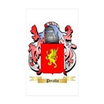 Peralta Sticker (Rectangle 50 pk)