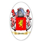 Peralta Sticker (Oval 10 pk)