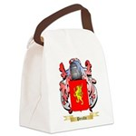 Peralta Canvas Lunch Bag