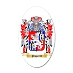 Pepperill 20x12 Oval Wall Decal
