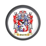 Pepperill Wall Clock