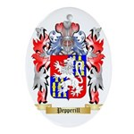 Pepperill Oval Ornament