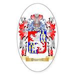 Pepperell Sticker (Oval 10 pk)