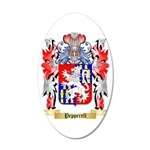 Pepperell 35x21 Oval Wall Decal
