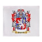Pepperell Throw Blanket