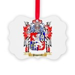 Pepperell Picture Ornament
