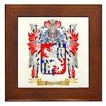 Pepperell Framed Tile
