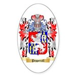 Pepperall Sticker (Oval 50 pk)