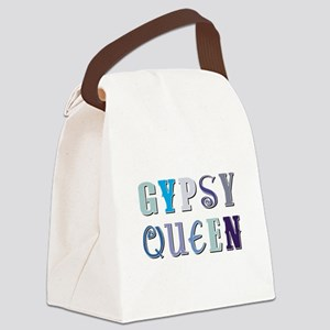 GYPSY QUEEN Canvas Lunch Bag