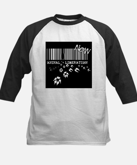 Animal Liberation Now - Until Ever Baseball Jersey
